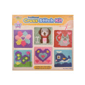 Traditional Cross Stitch Kit 6 in 1