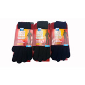 Mens Heat Control Thermal Gloves 2.3 Tog