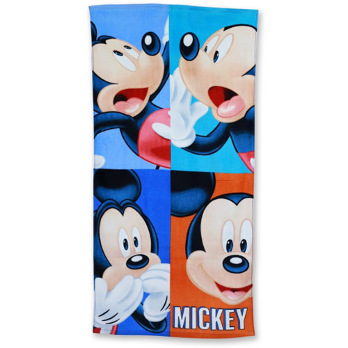 Official Mickey Mouse Beach Towel