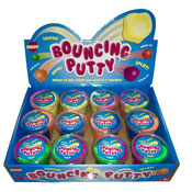 Shape and Mould Bouncing Putty