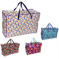 Large Storage Bag With Zip