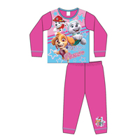 Girls Toddler Official Paw Patrol Pup Power Pyjamas