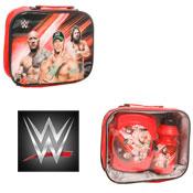 3 Piece WWE Wrestling Lunch Bag Set
