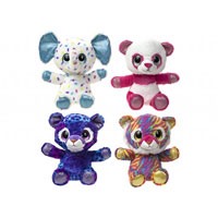 Sparkle Eye Rainbow Soft Toys