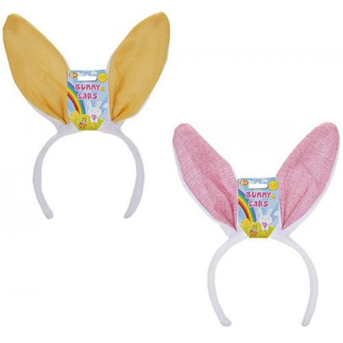 Fabric Easter Ears Headband