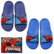 Spider Man Pool Side Flip Flops