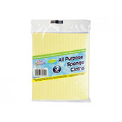 Easee Clean Sponge Cloth 3 Pack