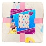 Official Disney Princess Fleece Blanket