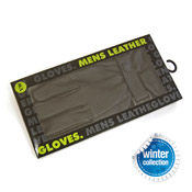 Mens Boxed Leather Gloves