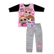 Older Girls LOL Suprise Dance Pyjama Set