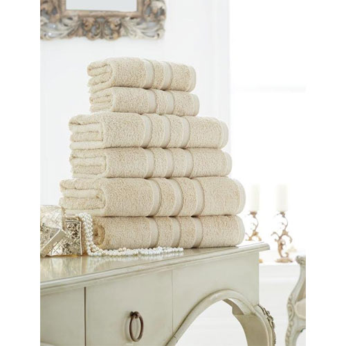 Supreme Cotton Hand Towels Natural
