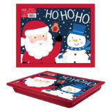 Santa And Friends Childrens Lap Tray