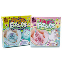 Dig-Fizzees Unicorn And Monster Dig Kits
