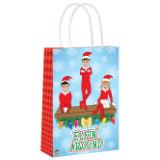 Christmas Treat Bags - Elfin Around