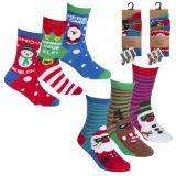 Kids 3 Pack Xmas Socks