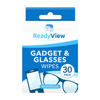 Gadget And Glasses Lens Cleaning Wipes