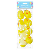 Easter Chick Fillable Eggs 8 Packs