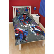 The Amazing Spiderman Duvet Sets Reversible