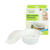 Baby Food Microwave Steamer