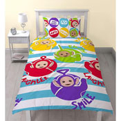 Teletubbies Playtime Reversible Duvet Set