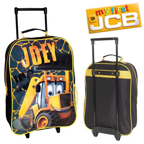 Official Joey JCB Arch Trolley Black