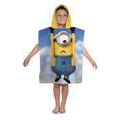 Despicable Me Minion Bello Hooded Poncho