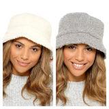 Ladies Fleece Bucket Hat
