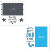 Fathers Day Printed Photoframe