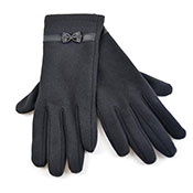 Ladies Dress Gloves With Bow