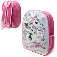 Official Minnie Unicorn 31cm Backpack