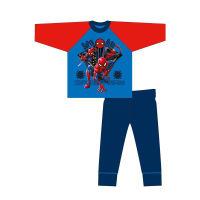 Boys Older Official Spiderman Superhero Pyjamas