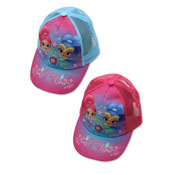 Official Childrens Shimmer & Shine Mesh Baseball Cap