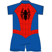 Children's Spiderman Swim Suit