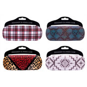 Novelty Design Glasses Case with Assorted Prints