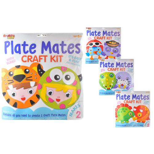 Plate Mates Craft Kits