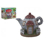 Secret Fairy Garden Teapot Palace