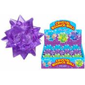 Light Up Crystal Bounce Ball