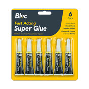Bloc Super Glue 6 Pack