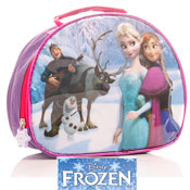 Disney Frozen Lunch Bags with Raised Artwork