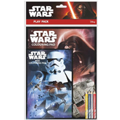 Star Wars Colouring Play Pack