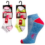 Ladies Low Cut Cushion Sports Trainer Socks