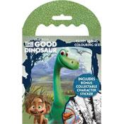 The Good Dinosaur Carry Along Colouring Set