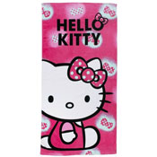 Hello Kitty Beach Towels