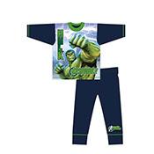 Older Boys The Hulk Avengers Pyjama Set