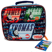 3 Piece Thomas and Friends Lunch Bag Set