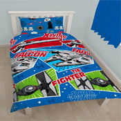 Star Wars Craft Double Duvet Set