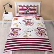 Harry Potter Single Reversible Duvet Set