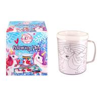 Unicorn Colouring Mug