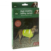 Crufts Hi Vis Pet Safety Vest