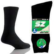 Mens Sport Zone Socks 5 Pack